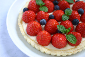 fruit tart FLS blog