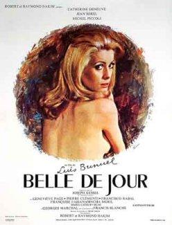 Belle de Jour film poster